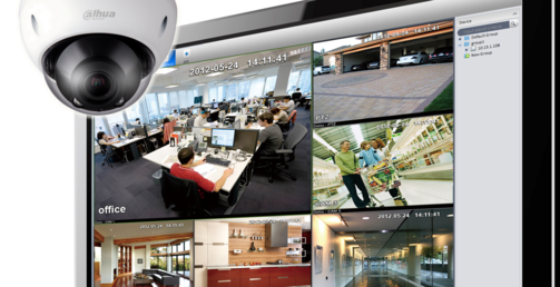 Ip Video Surveillance System G4s